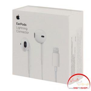 هندزفری اصلی لایتنینگ اپل Apple Lightning Earpod