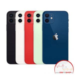 گوشی موبایل اپل مدل iPhone 12 A2404 دو سیم کارت ظرفیت 128 گیگابایت با رم 4GB