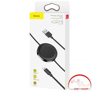 استند شارژ بیسیم مدل WXCA-01 IP Cable Wireless Charger برند Baseus