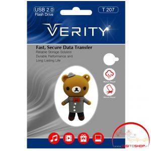 فلش عروسکی ۱۶ گیگ وریتی Verity T207